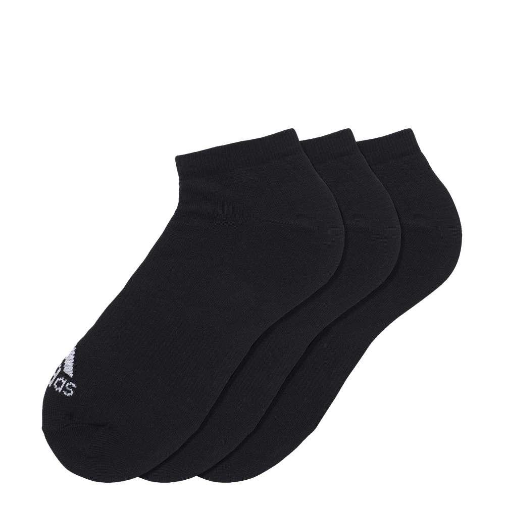 Adidas Performance Thin Sneakersocken, 3 Paar Herren Socken AA2312